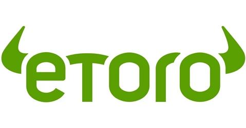 Брокер eToro логотип