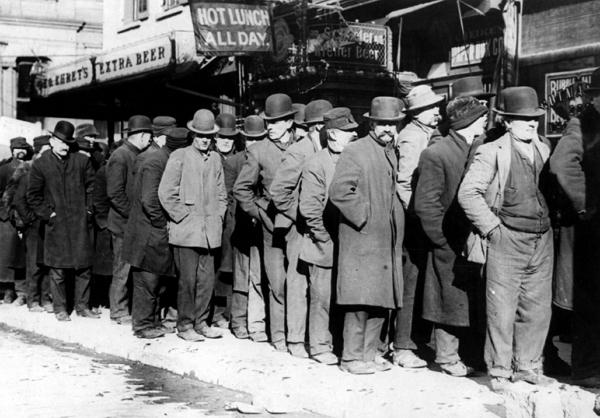 отсутствие реформ капитализма приведёт к революции в США