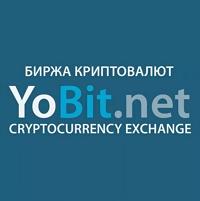 Yobit - лого-сайт