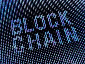 Block chain network concept