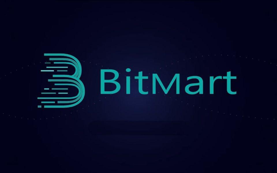 Bitmart лого компании